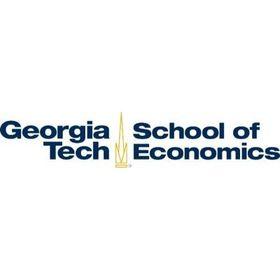 Economics at Georgia Tech