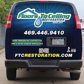 Floors To Ceiling Restoration
