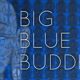 Big Blue Buddha