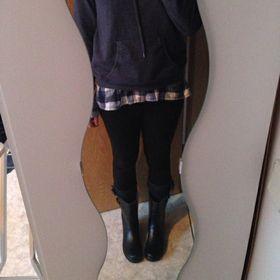 leggings ohne was drunter