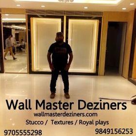 wall master deziners