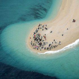 Bol island Brac Croatia