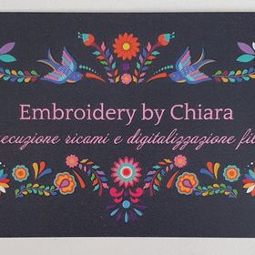 Embroidery By Chiara
