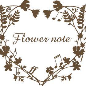 Flower note
