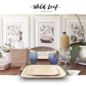 Wild Leaf Tableware