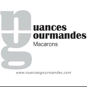 NUANCES GOURMANDES Macarons