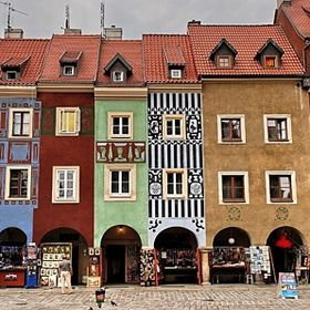 Stare Miasto Poznań   Poznań Old Town
