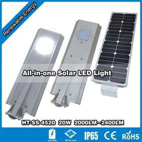 HITECHLED SMART SOLAR LED LIGHT