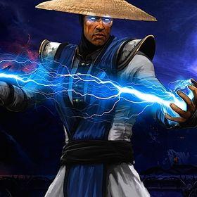 Raiden Thunder God