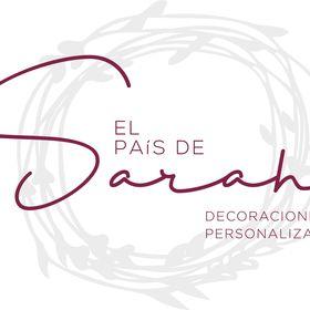 El País de Sarah - Decoraciones Personalizadas