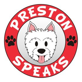 PrestonSpeaks.com A Blog From a Dog's Point of View