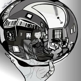 Animate Yourself!  Art by Helen Kramer