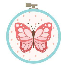 Little Sewing Butterfly
