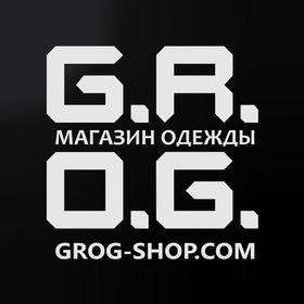 G.R.O.G. shop