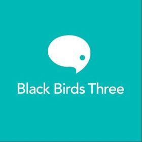 Black Birds Three