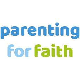Parenting for Faith - BRF