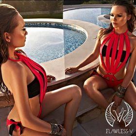Flawless-V swimwear
