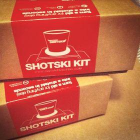 Instant Shotski