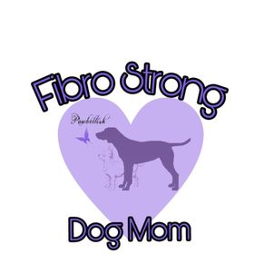 Pawbellish: Fibro Strong, Dog Mom