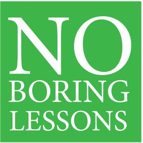 No Boring Lessons