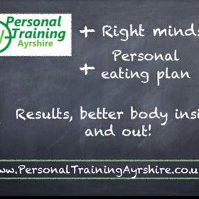 Personal Training Ayrshire