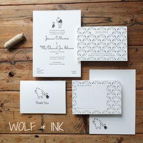 Wolf & Ink