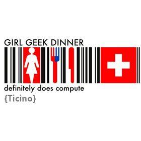 Girl Geek Dinners Ticino