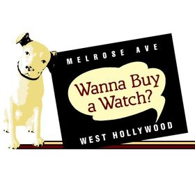 Wanna Buy A Watch?