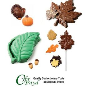 Cybrtrayd - Chocolate, Confectionery & Soap Making Tools