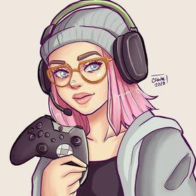 Gamer girl 🎮