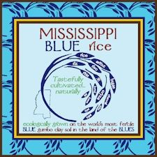 Mississippi Blue Rice