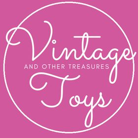 Vintage toys and other treasures