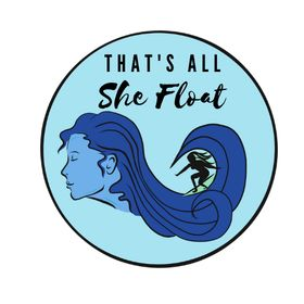 That's All She Float | Blog for Active Women