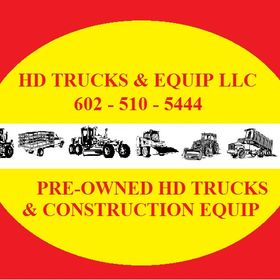 HD Trucks & Equip LLC - - Phone (602) 510-5444