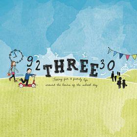 Nine to Three Thirty - a family lifestyle blog