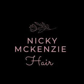 Nicky McKenzie Hair