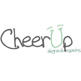 CheerUp alegrando espacios