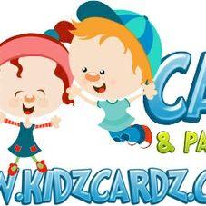 Kidz Cardz & Party Buckets