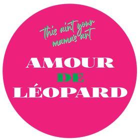 Amour de Leopard Art