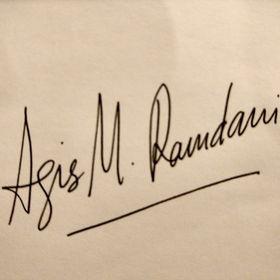 Agis Ramdani