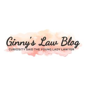 Ginny Law Blogs