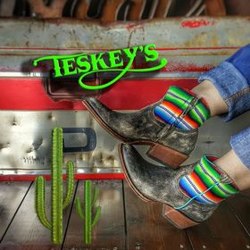 Teskey's Boutique,  Saddle Shop and Outdoors