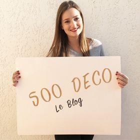 Soo Deco // Décoration, DIY, Découverte