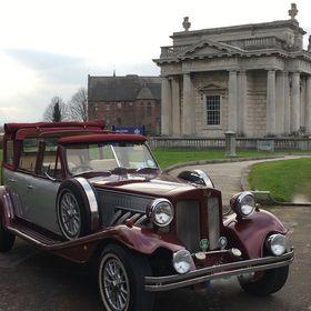Vintage Wedding Cars Dublin