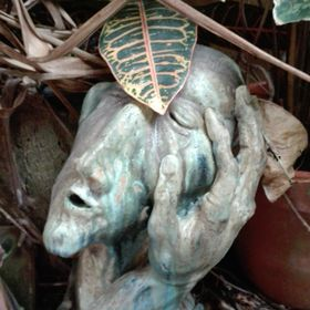 studio bongard ceramic sculpture