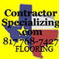 Contractor Specializing
