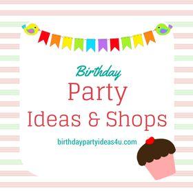 BirthdayPartyIdeas4U