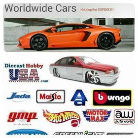 DHUSA Diecast Cars