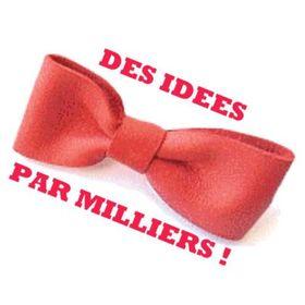 Des Idées Par Milliers !