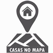 Casas no Mapa